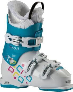TECNOPRO G50-3 lány sícipő fehér
