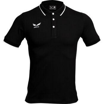 2RULE Grund piqué póló Férfiak fekete