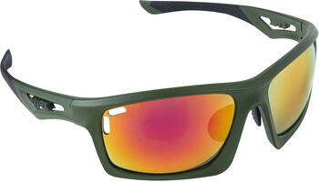 Uvex Axento napszemüveg Férfiak zöld