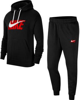 Nike Ce Track férfi melegítő Férfiak fekete