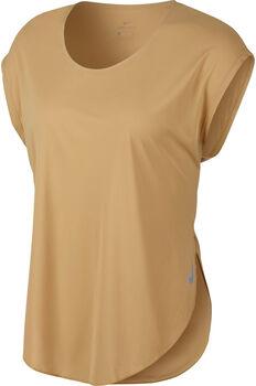 Nike City Sleek női futópóló Nők sárga