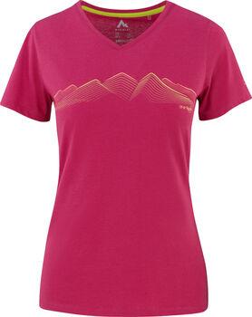 McKINLEY  Milena wmsnői póló, 65% PES Nők rózsaszín