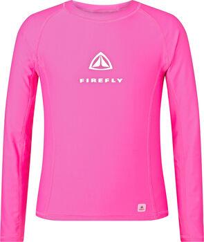 FIREFLY Sidney gyerek UV szűrős lycra felső rózsaszín