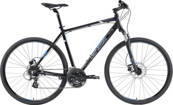 "GENESIS SX Pro 28"" férfi cross kerékpár Férfiak fekete"