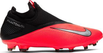 Nike Phantom Vision 2 Pro Dynamic Fit FG focicipő piros