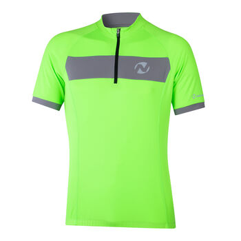 NAKAMURA Allen II férfi kerékpáros mez Férfiak zöld