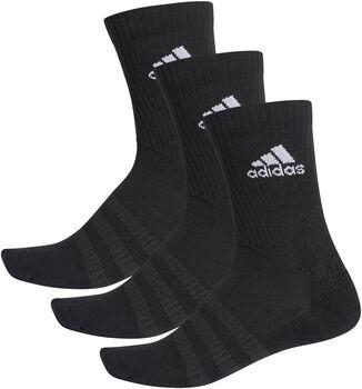 ADIDAS CUSH CRW 3P zokni (3 pár) fekete