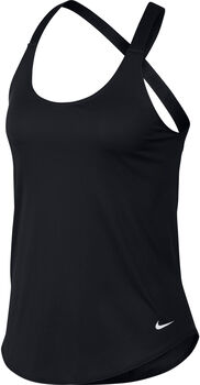 Nike W Nk Dry Tank Elastika női top Nők fekete