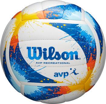 Wilson AVP Splatter strandröplabda fehér