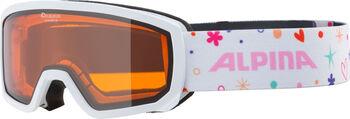 ALPINA Scarabeo Jr. DH gyerek síszemüveg fehér