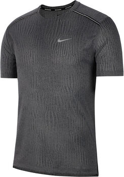Nike M NK DRY férfi futópóló Férfiak fekete