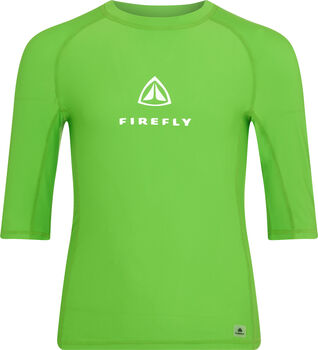 FIREFLY Jestin II jrs gyerek UV szűrős póló zöld