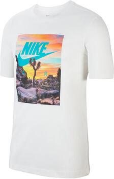 Nike Sportswear Festival férfi póló Férfiak fehér