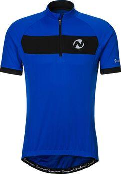 NAKAMURA Allen II férfi kerékpáros mez Férfiak kék