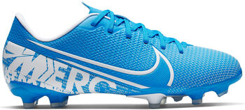 Nike Jr. Vapor 13 Academy FG/MG gyerek stoplis focicipő kék