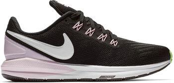 Nike Wmns Air Zoom Structure 22 női futócipő Nők fekete