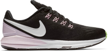 Nike  Air Zoom Structure 22 női futócipő Nők fekete