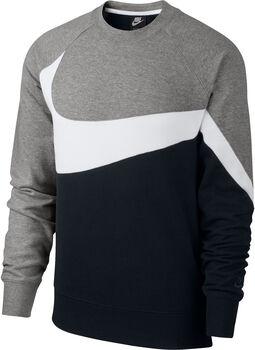Nike Nsw Hbr Crew férfi pulóver Férfiak fekete