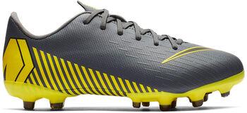 Nike Vapor 12 Academy GS MG gyerek stoplis focicipő Fiú szürke
