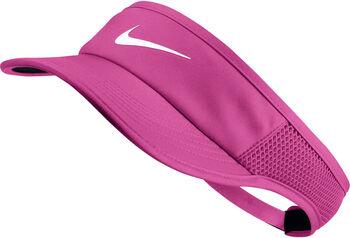 Nike Court Aerobill Tennis Visor napellenző Nők rózsaszín