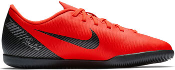 Nike CR7 Vaporx 12 Club gyerek teremfocicipő Fiú narancssárga