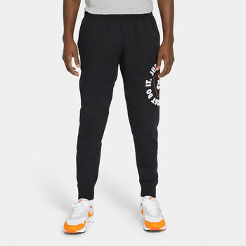 Nike  M NSW JDI FLC PANTférfi szabadidőnadrág Férfiak fekete