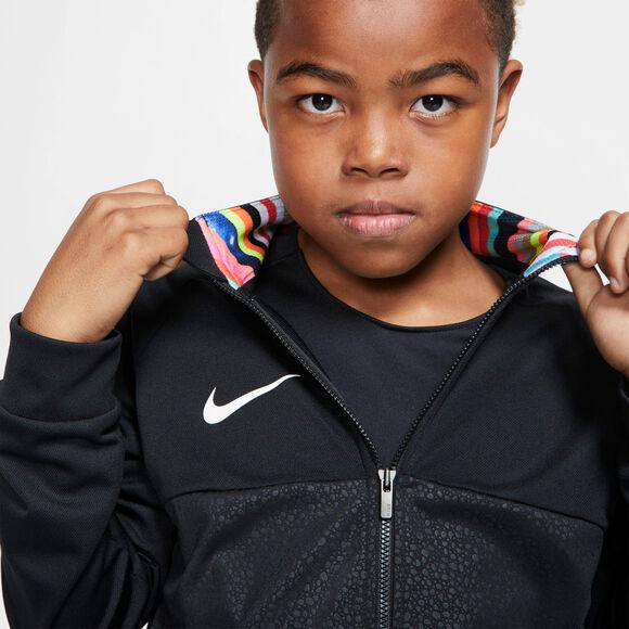 Dri-FIT Soccer Track gyerek cipzáras felső