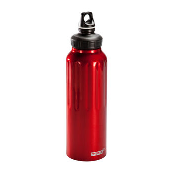 Sigg Wide Mouth Traveller kulacs piros