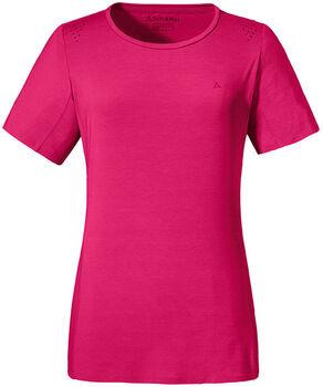 Schöffel T Shirt Kashgar Nők rózsaszín