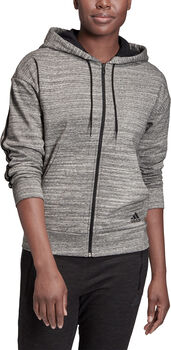 adidas W Must Have HTH női kapucnis felső Nők fekete
