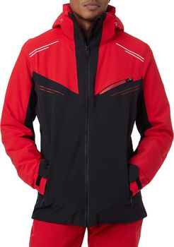 McKINLEY  Sportive kabátGiovanni, 94% PES, 6% EL, Férfiak piros