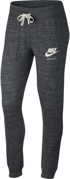 Nike Sportswear Gym Vintage Pants Nők szürke