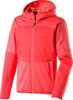 McKINLEY Clement gls 5.8 lány softshell kabát narancssárga