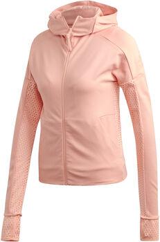 ADIDAS W Zne Hd AI Q3 női kapucnis felső Nők rózsaszín
