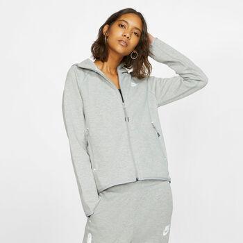 Nike Tech Fleece Cape női kapucnis felső Nők szürke