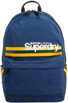 Superdry  Montauk Stripesporttáska kék