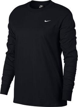 Nike Sportswear Essential Long-Sleeve Top Nők fekete