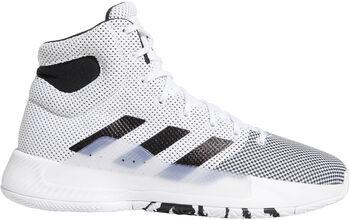 ADIDAS Pro Bounce Madness 2 kosárlabda cipő Férfiak fehér