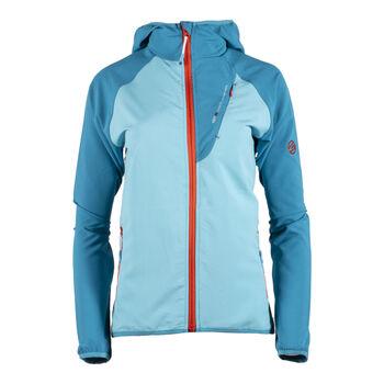 GTS softshell kabát Nők kék