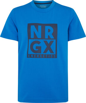 ENERGETICS Gascon II gyerek póló kék