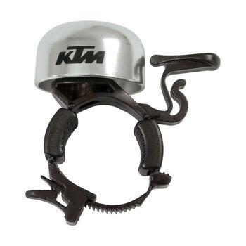 KTM Csengő Fahrrad-Glocke fehér
