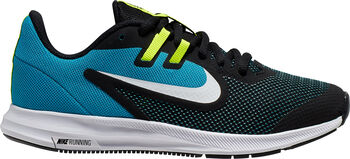 Nike Downshifter 9 (GS) gyerek futócipő fekete