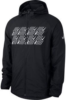 Nike Essential JKT HD CAPSU férfi futókabát Férfiak fekete