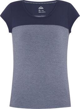 McKINLEY Active Clay női póló Nők kék
