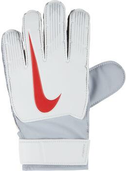 Nike GK Match JR-FA18 gyerek kapuskesztyű Fiú fehér