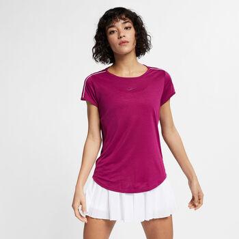 NikeCourt Dri-FIT Tennis Top Nők rózsaszín