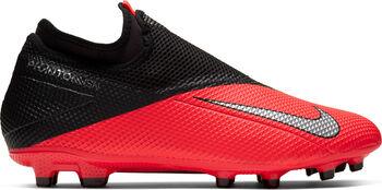 Nike Phantom Vision 2 Academy stoplis focicipő piros