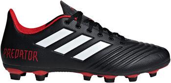 adidas Predator 18.4 FxG fekete