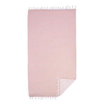 PROTEST Tholav Towel rózsaszín