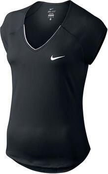 Nike W Court Pure női teniszpóló Nők fekete